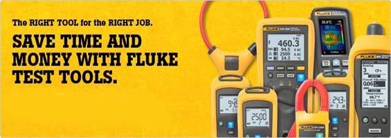 Fluke Electronic Test Tools and Software